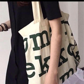 marimekko - 新入荷の マリメッコ ノベルティバッグ