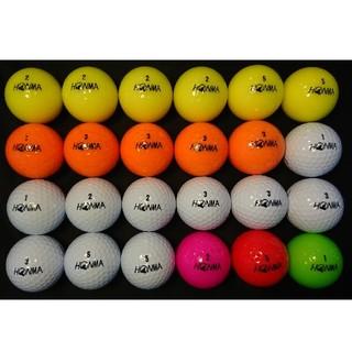 ホンマゴルフ(本間ゴルフ)の※ホンマ D1 24球 ロストボール ゴルフボール(その他)