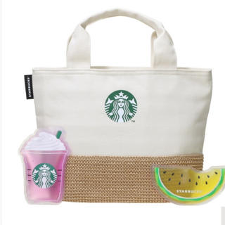 Starbucks Coffee - スタバ 保冷剤バック 保冷剤