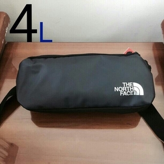 THE NORTH FACE - 【未使用】the north face ウエストバッグ4L黒