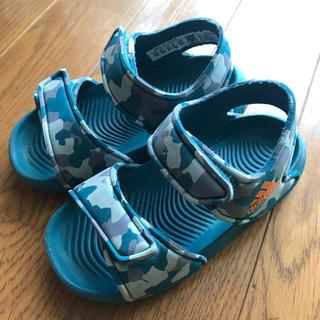 adidas - adidas 子供用サンダル 13センチ