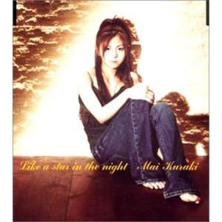 Like a star in the night(ポップス/ロック(邦楽))