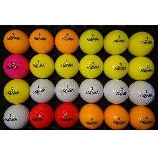 ホンマゴルフ(本間ゴルフ)の※ホンマ D1 NX 24球 ロストボール ゴルフボール(その他)