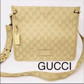 Gucci - 美品 GUCCI グッチ GG柄 ショルダーバッグ 正規品