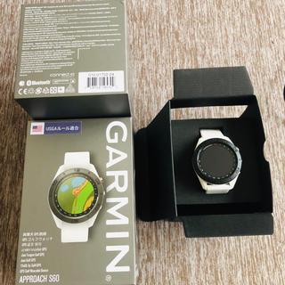 GARMIN - 美品 GARMIN 腕時計 ガーミン s60