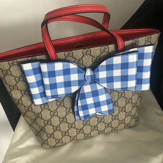 Gucci - ♡GUCCI グッチ キッズ バッグ リボン♡