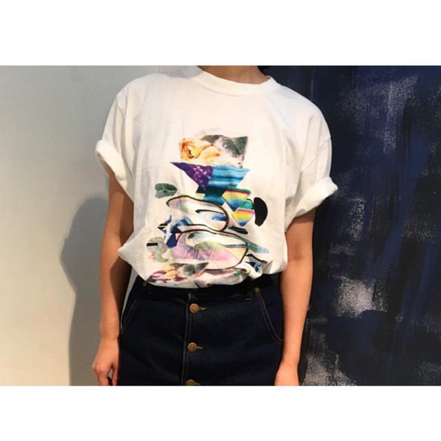 OPENING CEREMONY(オープニングセレモニー)のCATCOPY グラフィックTシャツ レディースのトップス(Tシャツ(半袖/袖なし))の商品写真