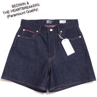 ベドウィン(BEDWIN)のレディース BEDWIN 4L DENIM SHORT PANTS 18ss新品(ショートパンツ)