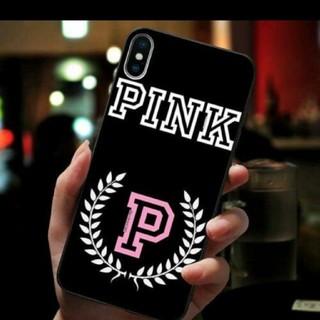 ヴィクトリアズシークレット(Victoria's Secret)のVICTORIA'S SECRET PINK iPhoneXRケース(iPhoneケース)