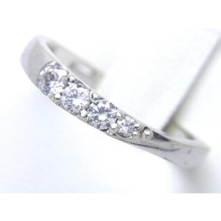 ヴァンドームアオヤマ(Vendome Aoyama)のヴァンドーム K10 ダイヤモンド リング(リング(指輪))