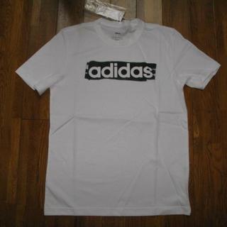 adidas - adidas  CORE リニアグラフィックTシャツ