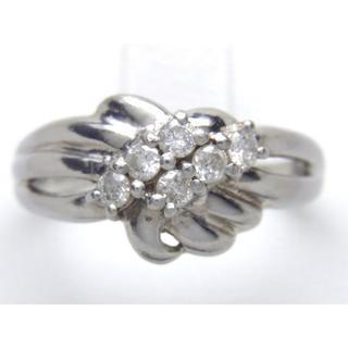 プラチナ ダイヤモンド 0.30ct リング(リング(指輪))