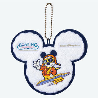 Disney - ディズニー ソアリン ワッペンバッジ