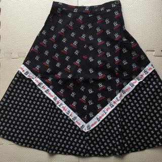 ヒステリックミニ(HYSTERIC MINI)の★ヒスミニ★スカート(100cm)(スカート)