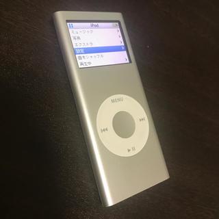 Apple - iPod 2GB シルバー