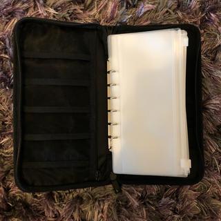 ムジルシリョウヒン(MUJI (無印良品))の無印良品 パスポートケース レフィル8枚付き(日用品/生活雑貨)
