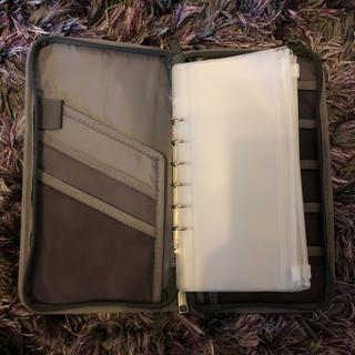 ムジルシリョウヒン(MUJI (無印良品))の無印良品 パスポートケース レフィル7枚付き(日用品/生活雑貨)