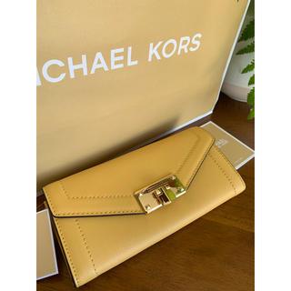 Michael Kors - 新品マイケルコース✴︎長財布