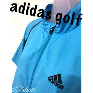 adidas - アディダスゴルフ ブルゾン ジャンパー ウインドウブレーカー  防寒