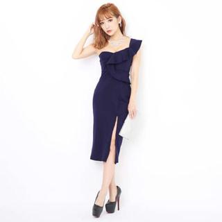dazzy store - dazzy store ネイビー ドレス