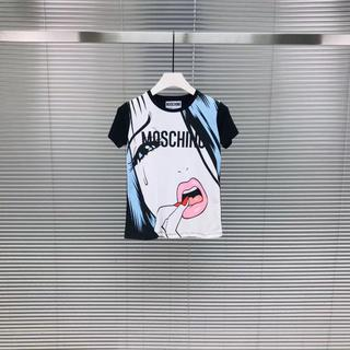 モスキーノ(MOSCHINO)のmoschino Tシャツ(Tシャツ/カットソー(半袖/袖なし))