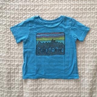 patagonia - パタゴニア Tシャツ 12-18M