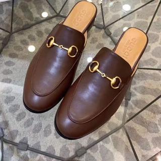 Gucci - 大人気のGUCCI グッチ 靴/シューズ モカシン サイズ42