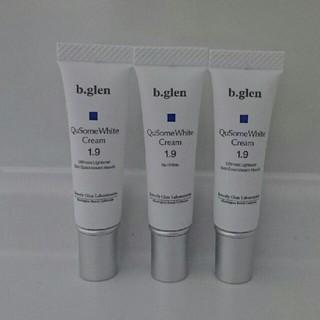 b.glen - ② ホワイトクリーム1.9 トライアルサイズ