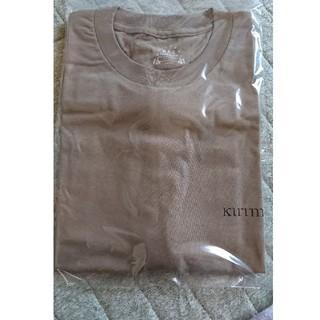 ステューシー(STUSSY)のFrame S/S Tee L.Brown kirime(Tシャツ/カットソー(半袖/袖なし))