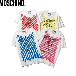 モスキーノ(MOSCHINO)のMOSCHINO   夏服    [人気Tシャツ2枚 送料込み] (Tシャツ/カットソー(半袖/袖なし))