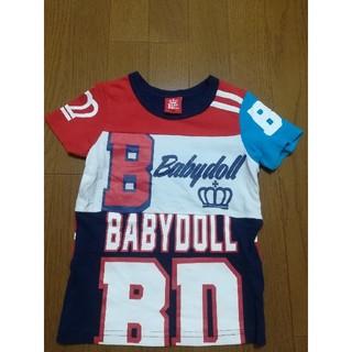 BABYDOLL - 【BABYDOLLベビードール】Tシャツ100cm