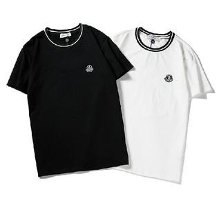 MONCLER - 「2着6780円送料込み」メンズ 半袖 Tシャツ シンプル ファッション