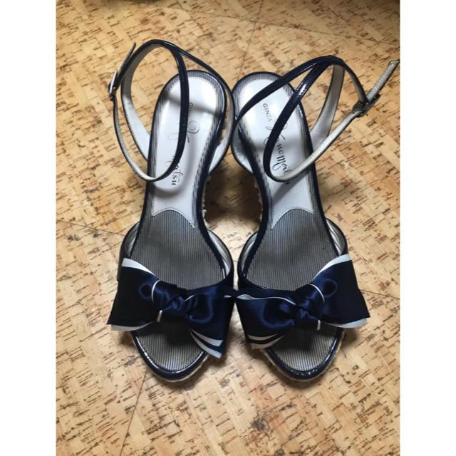 GINZA Kanematsu(ギンザカネマツ)のGINZA Kanematsu ウェッジソール レディースの靴/シューズ(サンダル)の商品写真
