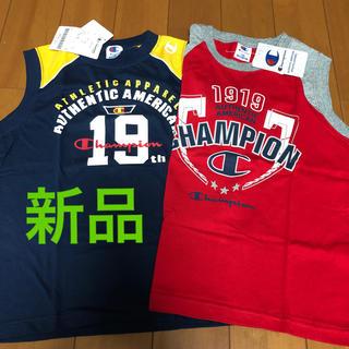 チャンピオン(Champion)のチャンピオン130    2枚セット(Tシャツ/カットソー)