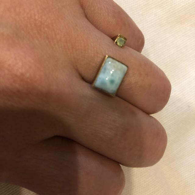 H.P.FRANCE(アッシュペーフランス)のアッシュぺーフランス リング レディースのアクセサリー(リング(指輪))の商品写真