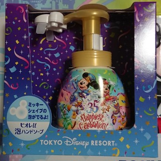 Disney - ディズニー ディズニーランド 35周年 ハンドソープ