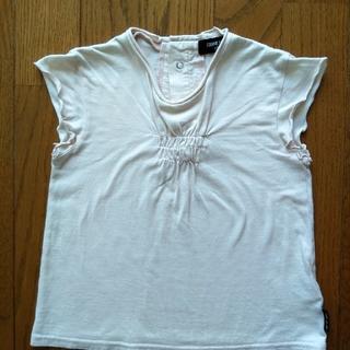 コムサイズム(COMME CA ISM)の女の子 100 Tシャツ トップス コムサイズム(Tシャツ/カットソー)