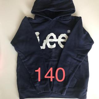 Lee - Lee紺色パーカー140