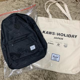 Supreme - kaws holiday japan herschel 会場限定 非売品