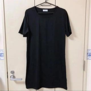 スピーガ(SPIGA)の❥SPIGA ❥半袖Tシャツワンピース(Tシャツ(半袖/袖なし))