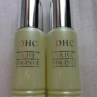ディーエイチシー(DHC)のDHC オリーブバージンオイル 30ml  2本セット  箱なし(美容液)