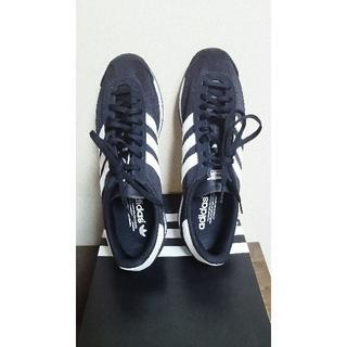 アディダス(adidas)のアディダス LA MARQUE AUX ブラックxホワイト(スニーカー)
