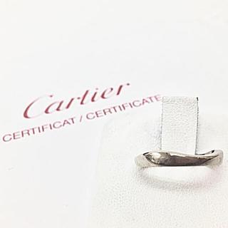 カルティエ(Cartier)の鑑定済み正規品 カルティエ  Curtier ラブミー K18ゴールドリング(リング(指輪))