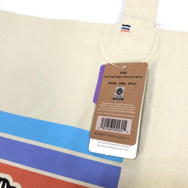patagonia(パタゴニア)のpatagonia パタゴニア マーケット・トート LRBS 新品 レディースのバッグ(トートバッグ)の商品写真