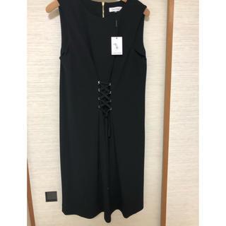 カルバンクライン(Calvin Klein)のカルバン・クライン ドレス(ミディアムドレス)