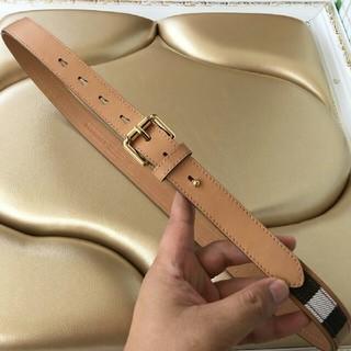 BURBERRY ベルト 90cm バーバリー レディース 正規品