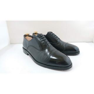 【俺の靴-121】★USED PREMIUM ストレートチップ(ドレス/ビジネス)