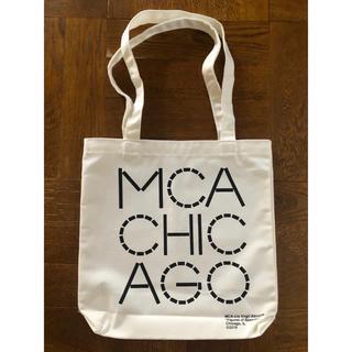 オフホワイト(OFF-WHITE)のVirgil Abloh MCA TOTE(トートバッグ)