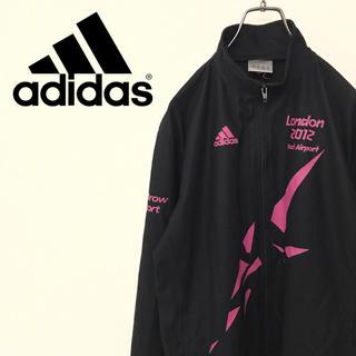adidas - 【激レア】アディダス ナイロンジャケット ロンドンオリンピック 2012 古着