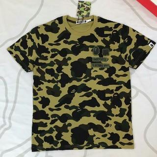 A BATHING APE - BAPE MARVEL COMIC Tシャツ シャツ 男女